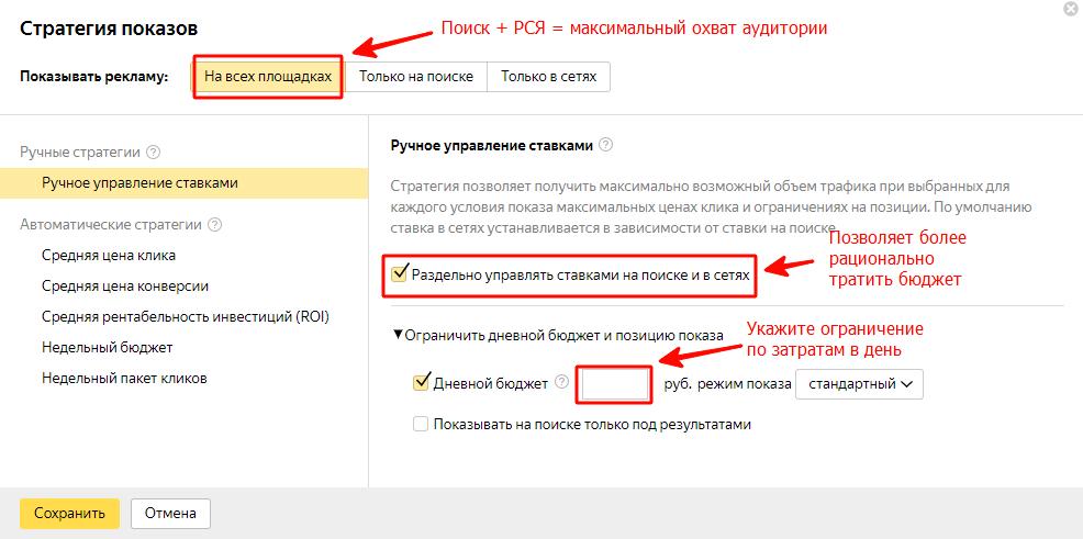 Объясните как раскручивать сайт в яндекс директе презентация по экономике реклама товара